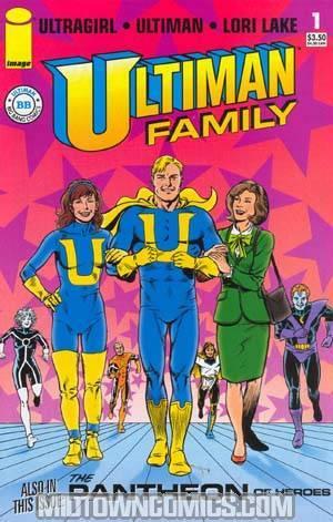 Big Bang Presents Ultiman Family #1