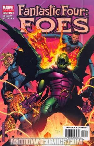 Fantastic Four Foes #2