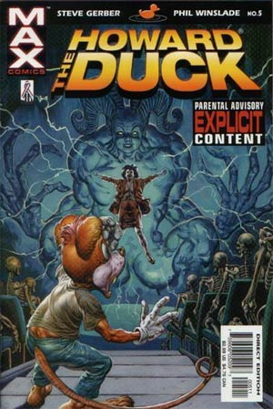 Howard The Duck Vol 2 #5