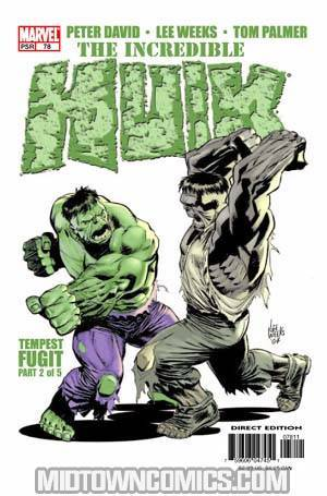 Incredible Hulk Vol 2 #78