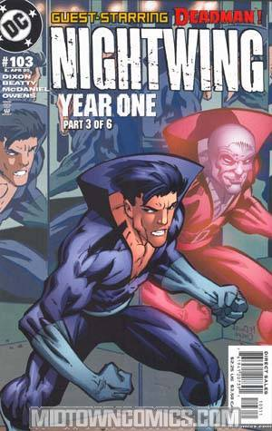 Nightwing Vol 2 #103