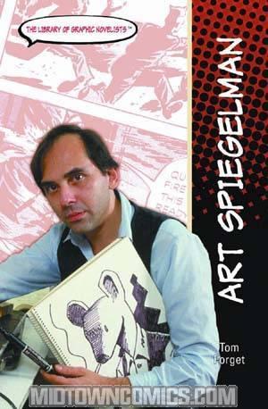 Library Of Graphic Novelists Art Spiegelman HC