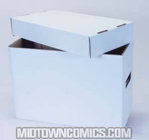 Comic Book Boxes Short 5-Pack