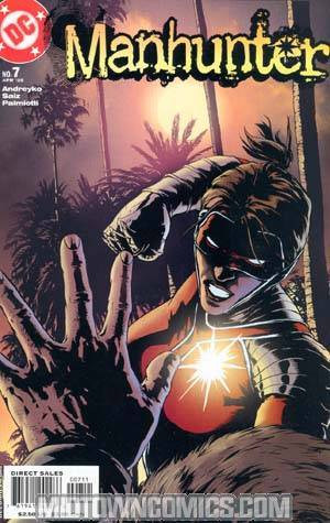 Manhunter Vol 3 #7