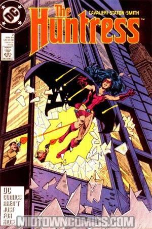 Huntress Vol 1 #2