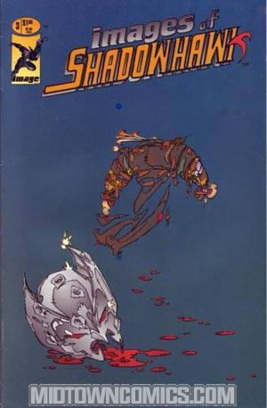 Images Of Shadowhawk #3