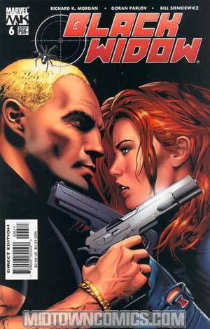 Black Widow 1 Homecoming #6