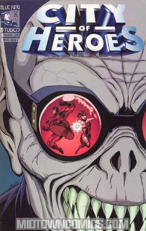 City Of Heroes #10