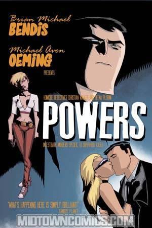 Powers Vol 2 #9