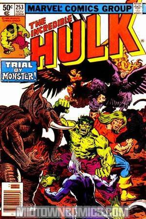 Incredible Hulk #253
