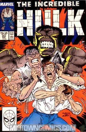 Incredible Hulk #353