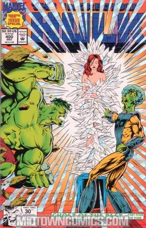 Incredible Hulk #400 Cover A 1st Ptg