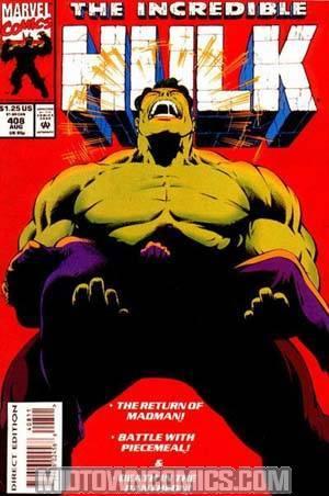 Incredible Hulk #408