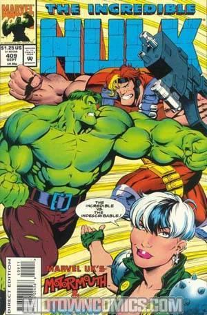 Incredible Hulk #409
