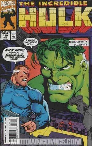 Incredible Hulk #410