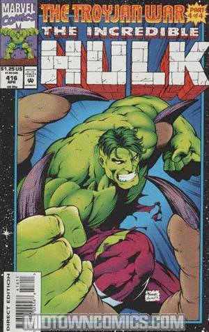 Incredible Hulk #416