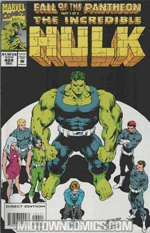 Incredible Hulk #424