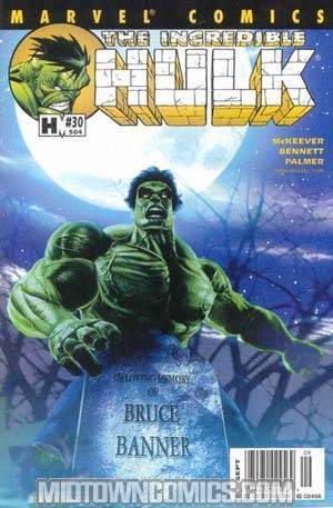 Incredible Hulk Vol 2 #30