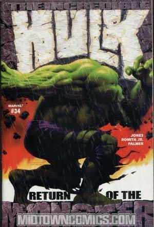 Incredible Hulk Vol 2 #34