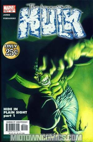 Incredible Hulk Vol 2 #55