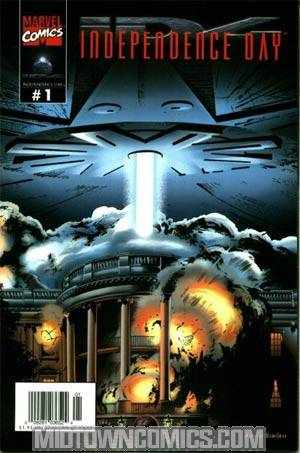 Independence Day (Marvel) #1