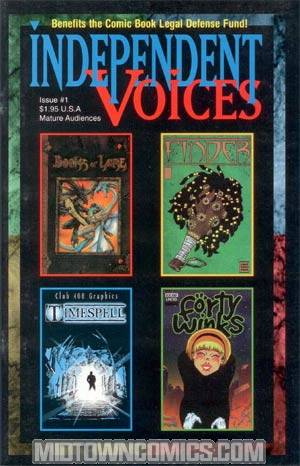 Independent Voices #1