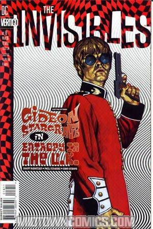Invisibles Vol 1 #18