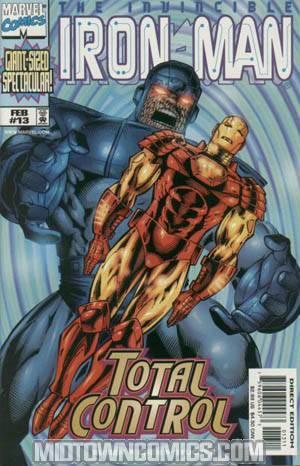Iron Man Vol 3 #13