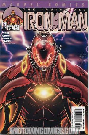 Iron Man Vol 3 #48