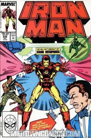 Iron Man #235