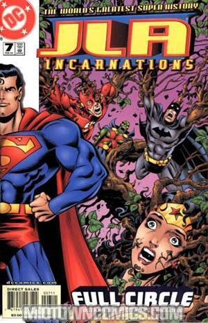 JLA Incarnations #7