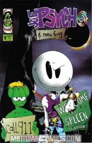 Joe Psycho & Moo Frog #1