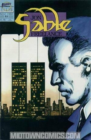 Jon Sable Freelance #53
