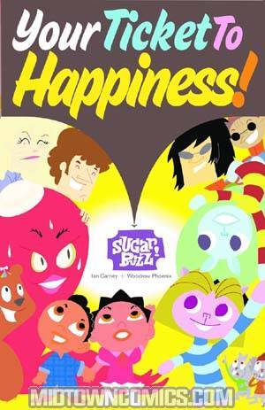 Sugar Buzz Vol 1 Your Ticket To Happiness TP