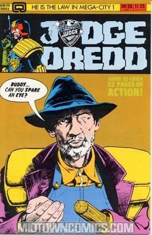 Judge Dredd Vol 1 #35