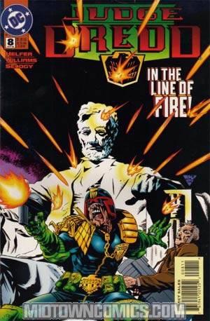 Judge Dredd Vol 3 #8