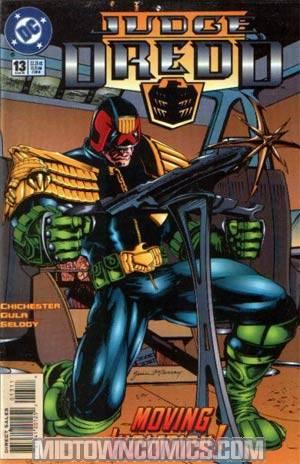 Judge Dredd Vol 3 #13
