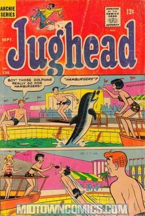 Jughead vol 1 #136