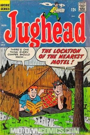 Jughead vol 1 #147