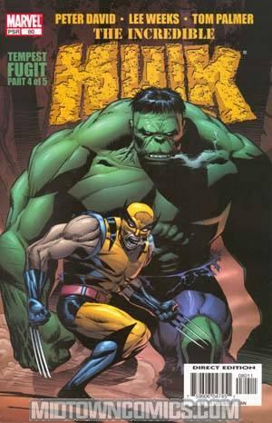 Incredible Hulk Vol 2 #80