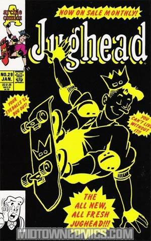 Jughead Vol 2 #29