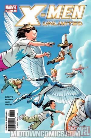 X-Men Unlimited Vol 2 #8