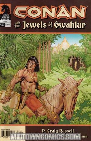 Conan & The Jewels Of Gwahlur #1