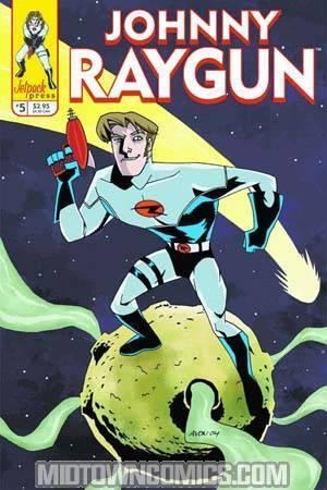 Johnny Raygun Quarterly #5