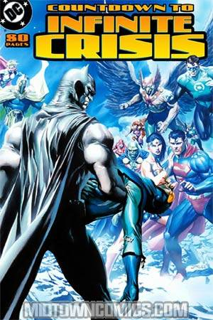DC Countdown To Infinite Crisis #1 Cover C 2nd Ptg