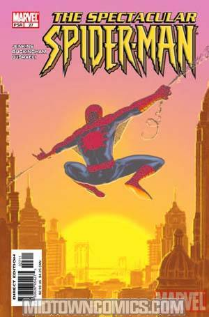Spectacular Spider-Man Vol 2 #27