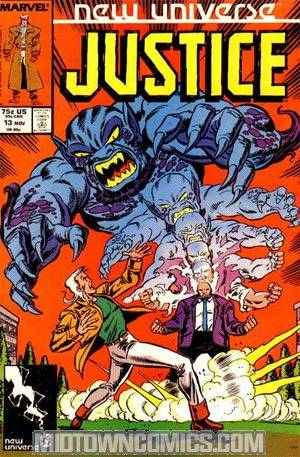 Justice #13 (New Universe)