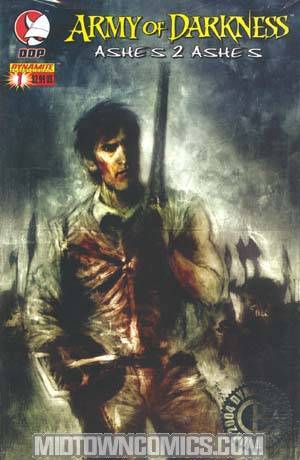 Army Of Darkness Ashes 2 Ashes #1 Cover K Convention Foil Edition