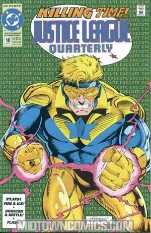 Justice League Quarterly #10