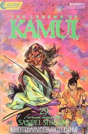 Legend Of Kamui #29